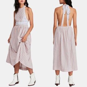 NWT Free People Color Theory Dress